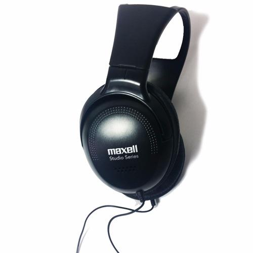audífono maxell studio series