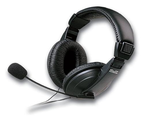 audifono + microfono klip xtreme ksh300 estereo pc laptop