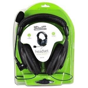 audifono + microfono klip xtreme ksh300 estereo sellados