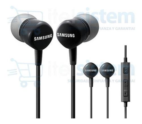 audifono microfono samsung original caja hs130 itelsistem