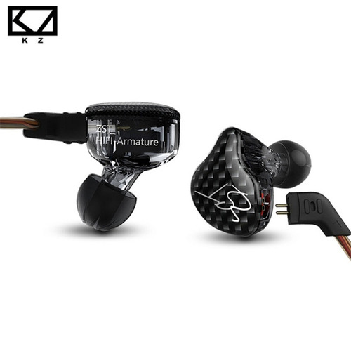 audífono monitor personal kz zst chicharo in ear +12 msi
