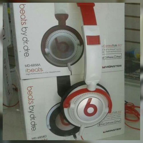 audifono monster beats by dr dre nacho store
