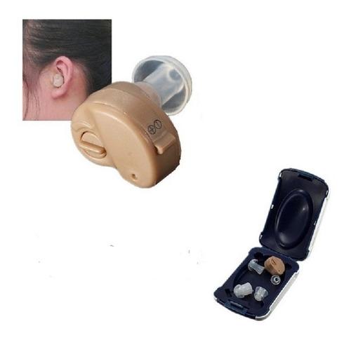 audífono ortopédico digital invisible volumen ajustable