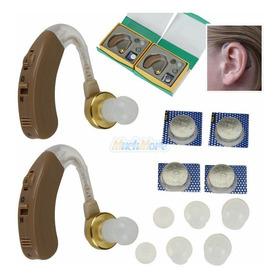 Audífono Para Sordos Amplificador De Sonido Ayuda Auditiva
