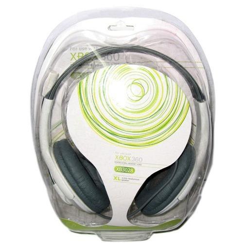 audifono para xbox 360 headset