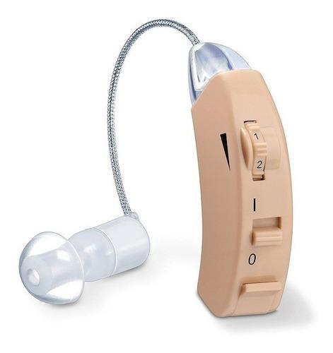 audífono problemas auditivos amplificador sonido ha50 beurer