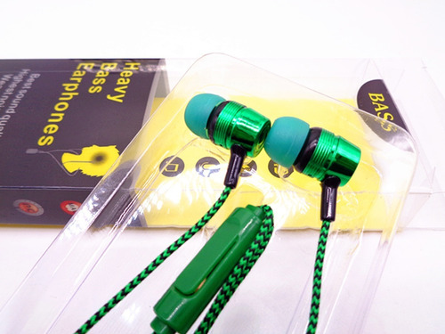 audifono puma profesional alta sonido por 4 unidades