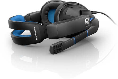 audifono sennheiser gsp300 negro - gamer