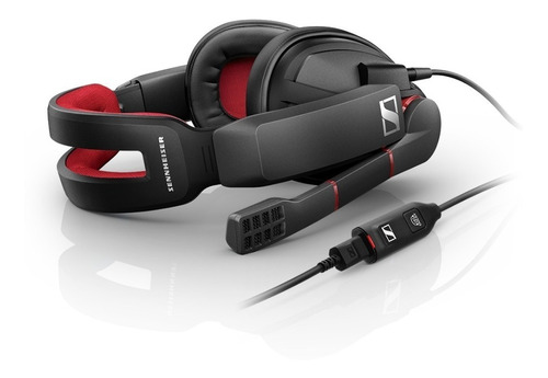 audifono sennheiser gsp350 negro - gamer