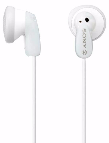 audifono sony blanco e9lp