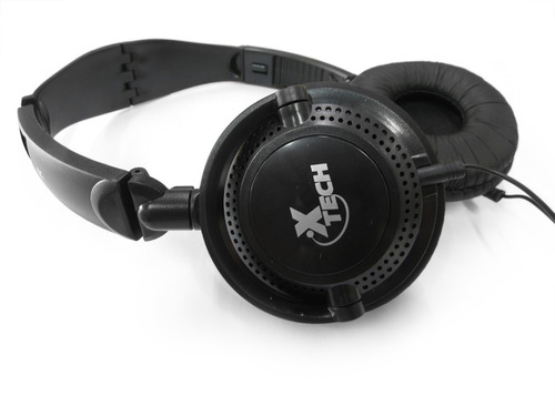 audifono  stereo para pc laptop y celulares 3.5mm  - negro