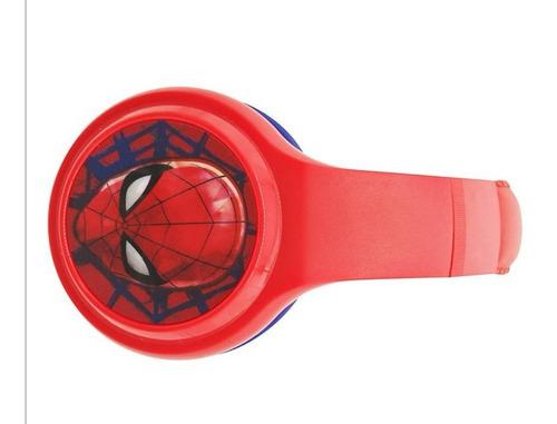 audifono vincha bluetooth disney spiderman nuevo