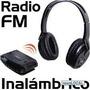 Audifonos Omega Con Bluetooth Y Fm Nuevos, Envio Gratis