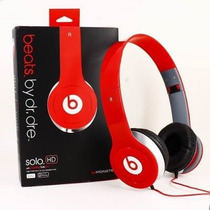 Audifonos Beats By Dr. Dre Solo Hd Monster Rojo O Amarillo
