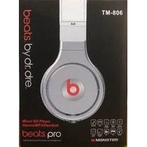 Audifono Monster Beats By Dr. Dre Hd Nacho Store
