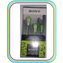 Audifonos Sony De 3.5 Mm