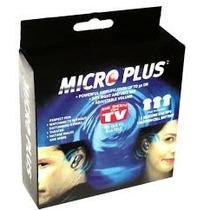 Micro Plus Amplificador De Sonido. Asi Como En Tv