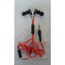 Audifono Para Ipod/mp3/mp4/tablet Pc/ Con Conector 3.5mm