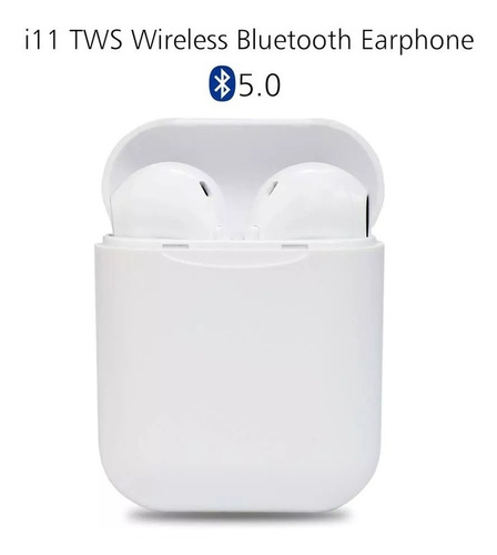 audifonos airpods i11 bluetooth 5.0 boton