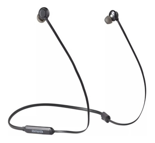 audífonos aiwa in-ear bluetooth aw-3 - phone store