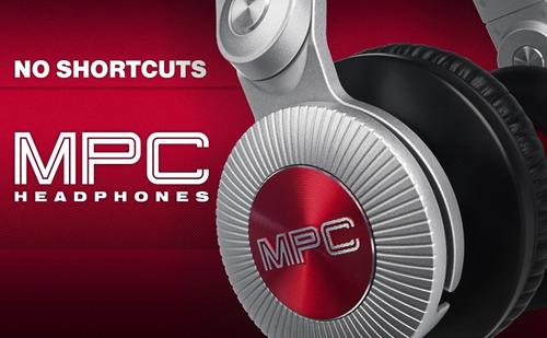 audifonos akai mpc prof. estudio dj construidos en aluminio
