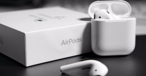 audífonos apple airpods 2 blanco