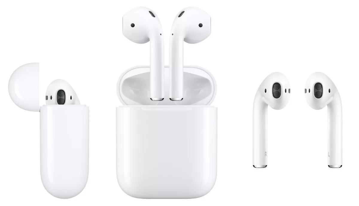 0201e5b233b audífonos apple airpods para iphone inalámbricos originales. Cargando zoom.