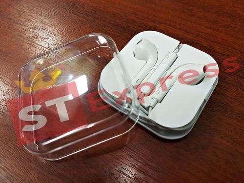 audifonos apple earpods iphone 4 4s 5 5s 6 6s 6 plus aaa