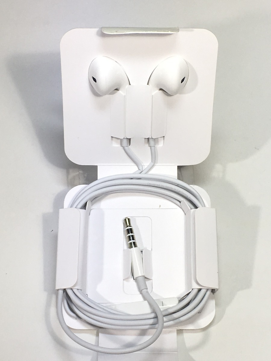 80ba7e23c86 audifonos apple earpods iphone ipod ipad nuevos originales. Cargando zoom.