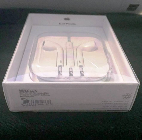 audifonos apple earpods originales iphone 4 5 6 envio gratis