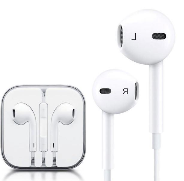 c5aa7f44f2d Audifonos Apple Earpods Originales iPhone 5 5s 6 6s iPad - $ 39.990 en  Mercado Libre
