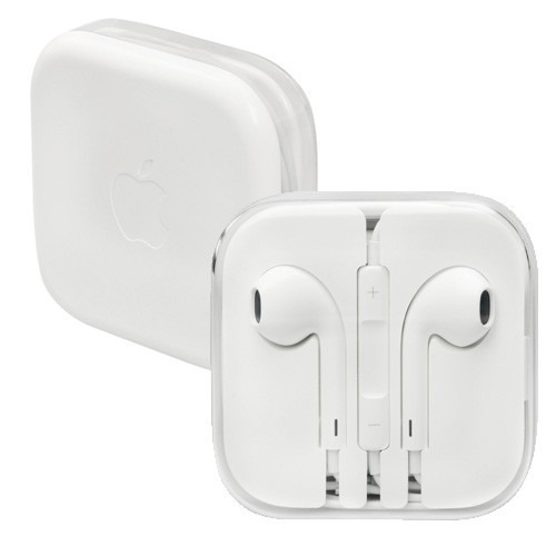 12c351f427c Audifonos Apple Earpods Originales iPhone 5 5s 6 6s iPad - $ 42.900 ...