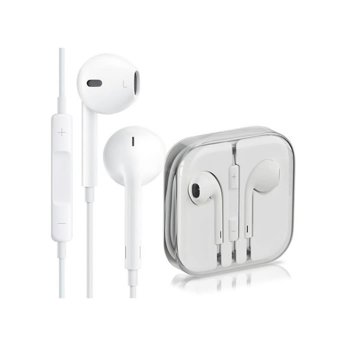 94b63b14f6f audifonos apple iphone original earpods jack 3.5mm microfono. Cargando zoom.