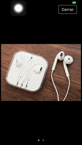 audífonos apple originales