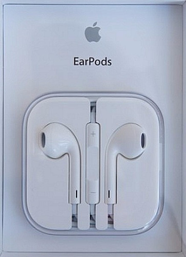 audífonos apple originales earpods original iphone