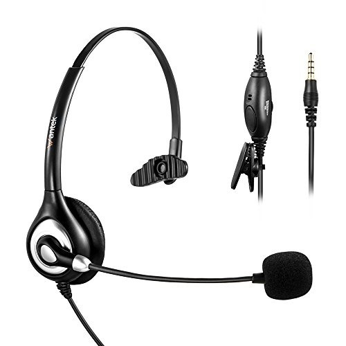 audífonos arama wantek c/micro cancela ruido p/iphone samsun