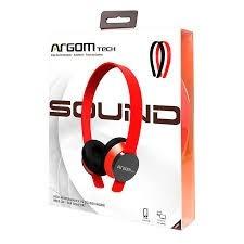 audífonos argom argo sound de alto rendimiento arg-hs-2495br