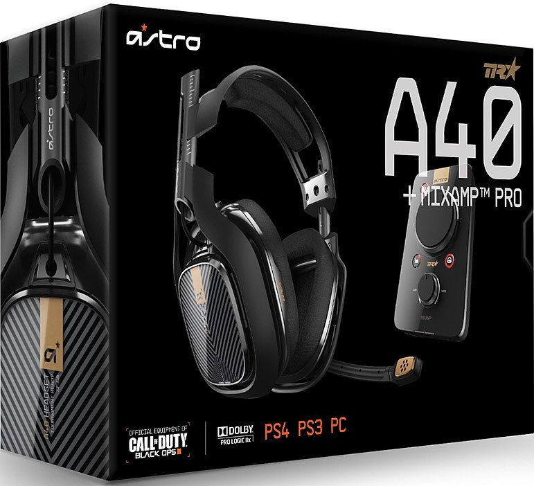 Audifonos Astro Gaming A40 Tr Mixamp Pro Tr For Ps4