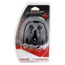 Audifonos Maxell S-max