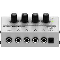 Behringer Ha400 Amplificador Para Audifonos