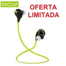 Audifonos Bluetooth 4.1 Qcy Jogger Sport A Prueba De Sudor