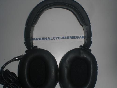 audifonos audio technica ath-m50