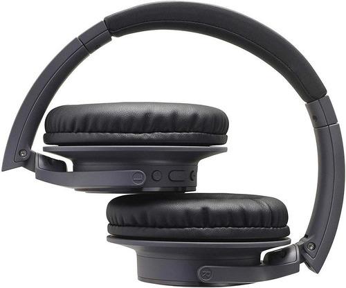 audífonos audio-technica over-ear bluetooth sr30bt negro