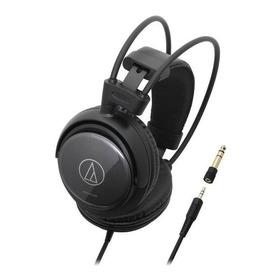 Audífonos Audio-technica Over-ear Sonicpro Avc400 Negro