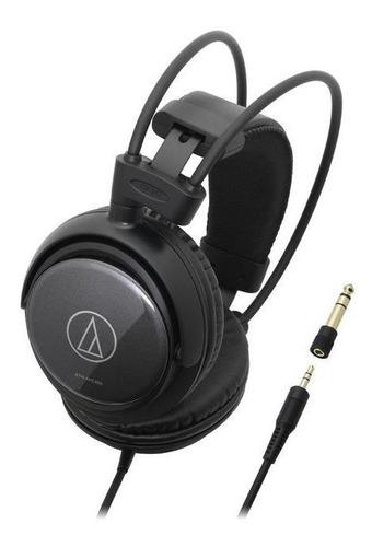 audifonos audio-technica over-ear sonicpro home studio negro