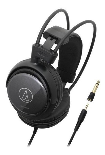 audífonos audio-technica over-ear sonicpro home studio negro