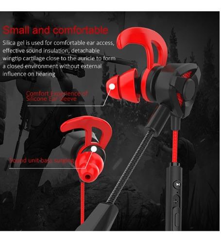 audífonos auricular gamer bluetooth 5.0 gaming 4d celular