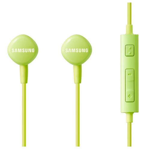 audifonos auriculares de 3.5mm verde acce samsung