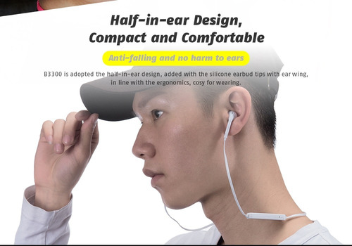 audifonos b3300 hands free sports bluetooth v4.1 con micro