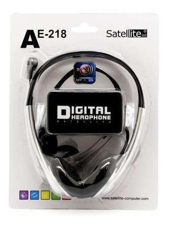 audifonos baratos con microfonos satellite nuevos!!!